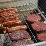 Sausage sizzle!