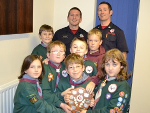 Rossendale District Fire Safety Competition