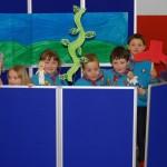 Beavers Puppet Show