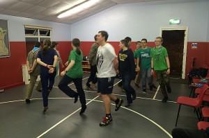 Explorers Irish Dancing