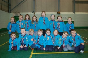 Beavers District Curling Competition_2015_1