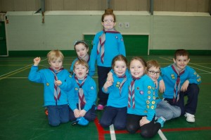 Beavers District Curling Competition_2015_3