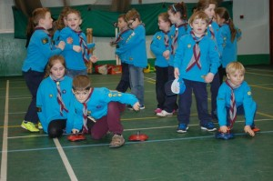 Beavers District Curling Competition_2015_6