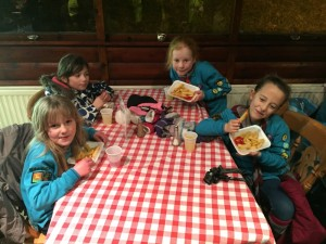 Beavers (Wednesday) - HIke to the Halo_2015_8