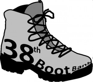 38th Rossendale Boot Bank Logo
