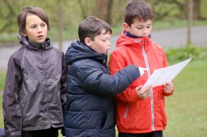 Cubs (Tuesday) - Orienteering_2015_2