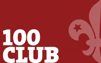 100 Club – July 2019