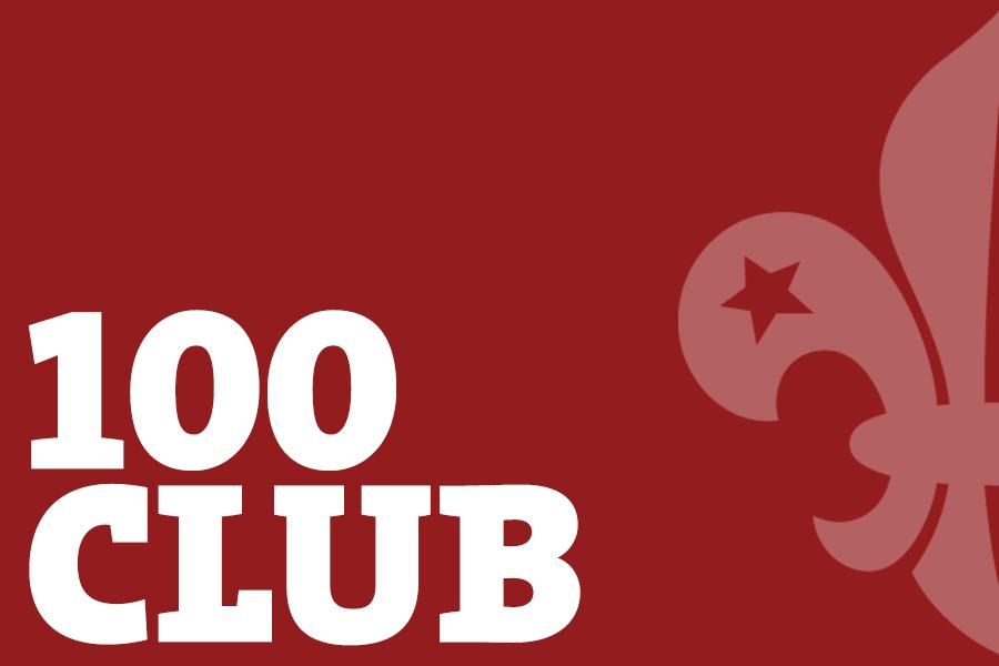 100 Club – March 2018