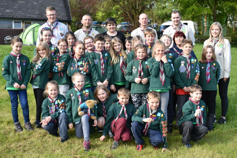 Purple Pack & 40th Cubs Bowley Camp 2018