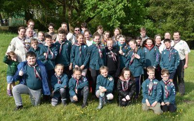 Bowley Scout Camp 2018