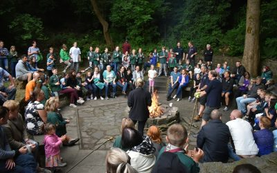 Family Campfire & Summer Draw 2018
