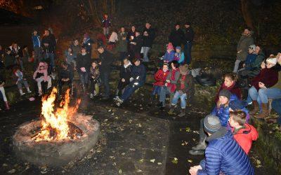 Group Bonfire 2018