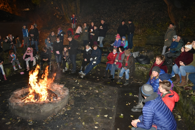 Group Bonfire 2018