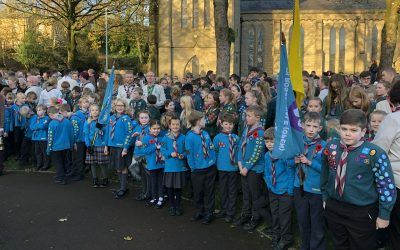 Remembrance Parade 2018