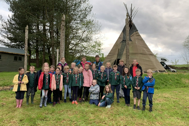 Purple Pack Bowley Camp 2019