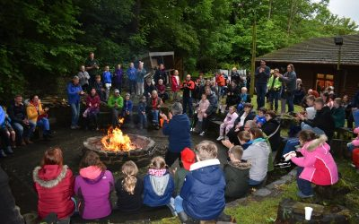 Family Campfire, Summer Draw & Bake-off 2019