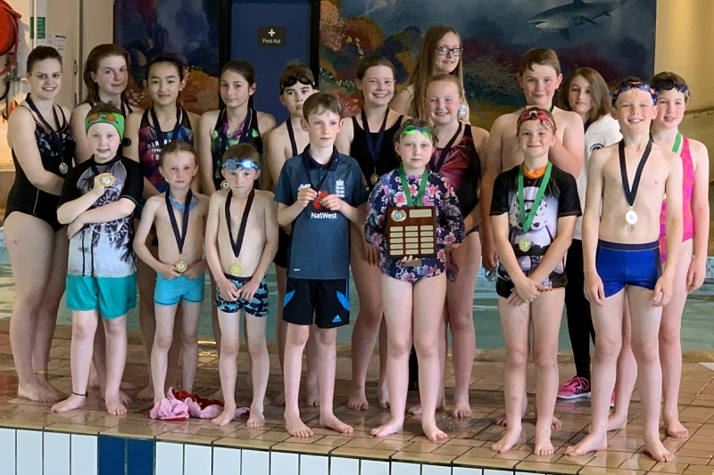 Rossendale District Swimming Gala
