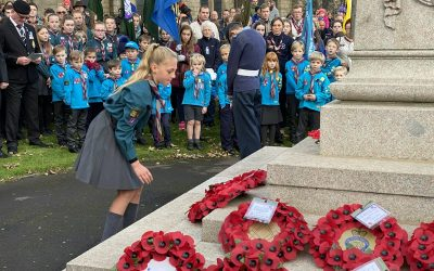 Remembrance Day Parade 2019