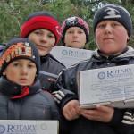 The 38th help Children in the Ukraine