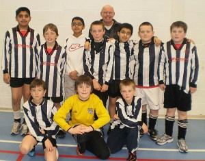 38th_Football_Team_2010