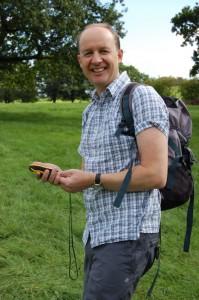 Geocaching Leader Training