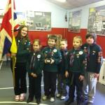 Rossendale District Cub Scout Akela Trophy