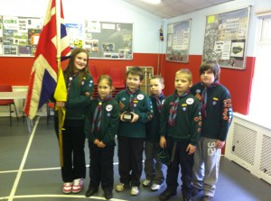 County Cub Skills Competition