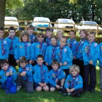 Bowley Scout Camp 2011