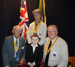 East Lancashire County Awards Ceremony