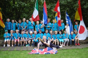 Rossendale District Beaver Scout Olympics Fun Day