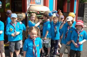 Beavers Gulliver's World Fun Day