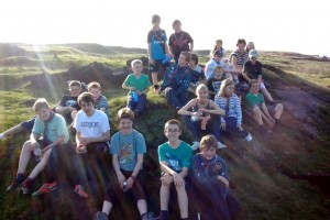 """Making the most of the """"out"""" in Scouts"""