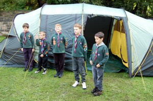 Cub Scout Sixer Training