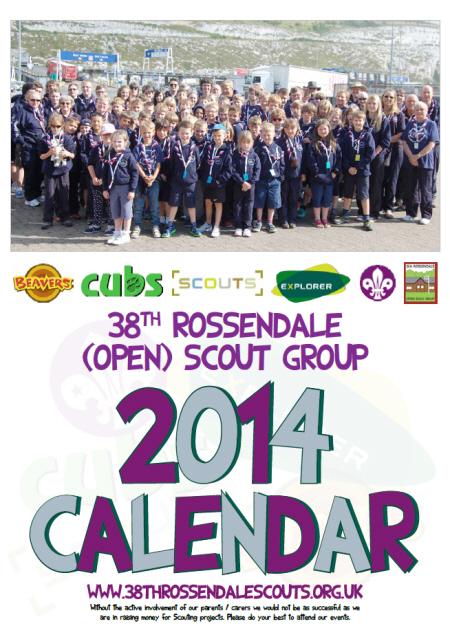 2014 Group Calendar