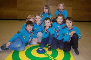 County Beaver Curling Competition