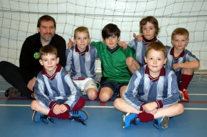 District Cub 6-a-side Football Competition