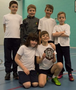 District Cub Cricket Competition