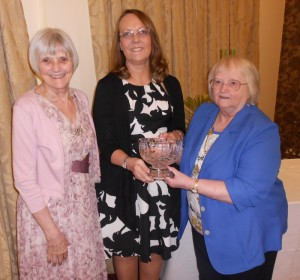 Rossendale Hospice Woman of the Year 2014