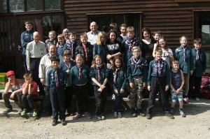 Waddecar Scout Camp
