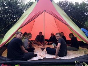 Explorers Warren Camp