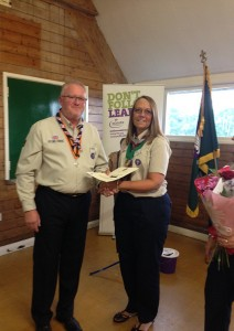Chief Scout's Personal Award
