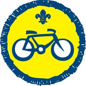 Cycling Activity Badge