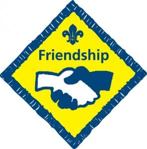Be ChFriendship RGB