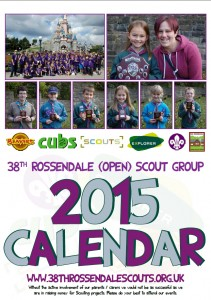 2015 Group Calendar