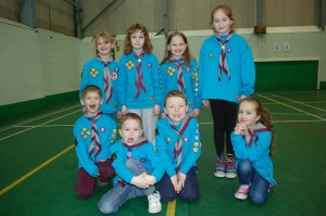Beavers District Curling Competition_2015_2
