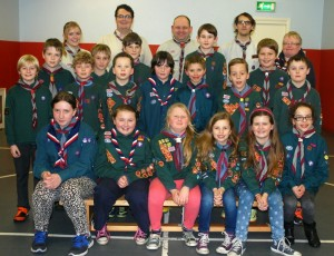 Wednesday Scouts - New Members