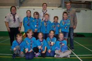 District Beaver Scout Akeema Shield Competition