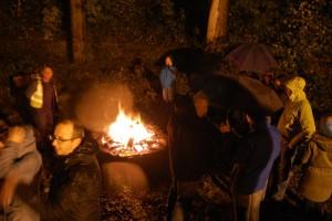 Group Bonfire & Fireworks Night
