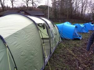 Purple Troop Winter Camp