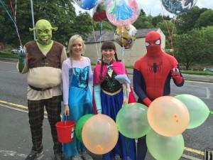 Crawshawbooth Family Fun Day